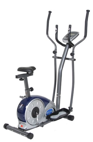 Sale!! Body Champ BRM3671 Cardio Dual Trainer