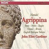 echange, troc  - Haendel - Agrippina / Gardiner