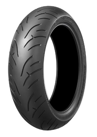 Bridgestone BATTLAX BT-023 Sport/Touring Rear Motorcycle Tire 190/50-17