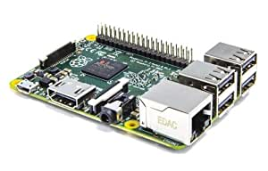 Raspberry Pi 2 Model B Project Board - 1GB RAM - 900 MHz Quad-Core CPU