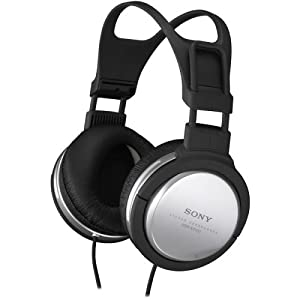 Sony MDR-XD100 Stereo Headphones (Discontinued by Manufacturer)