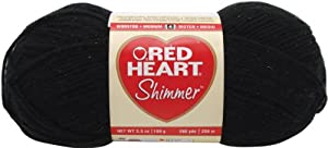 Coats: Yarn - Red Heart Shimmer Yarn