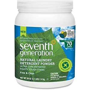 Seventh Generation SEV22905 Laundry Detergent
