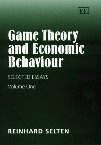 games theory essay Game theory word count: 499 approx pages: 2 has bibliography save essay the first evidence of the game theory can be found in the talmud concerning the dividing of estates.