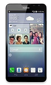 Huawei Ascend Mate2 4G LTE Smart Phone - 16GB - 6.1'' Screen - Quad Core - Factory Unlocked - US Warranty (Black)