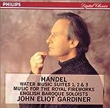 ヘンデル:水上の音楽
