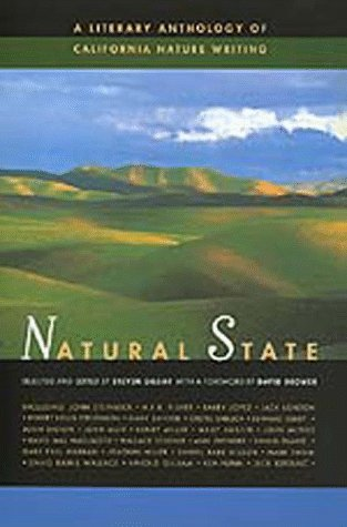 Natural State: A Literary Anthology of California Nature Writing