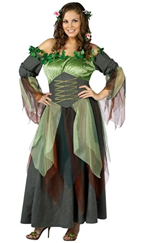 Mother Nature Costume - Adult Plus size Costume
