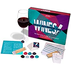 Read Between The Wines! The Party Game of Wine, Wit & Wordplay