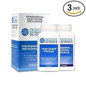 Amazon.com: Acid Reflux Elimination System (1 Month Program) Digestive ...
