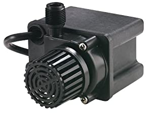 Little Giant 566612 475 GPH Direct Drive Pond Pump, 80 watts