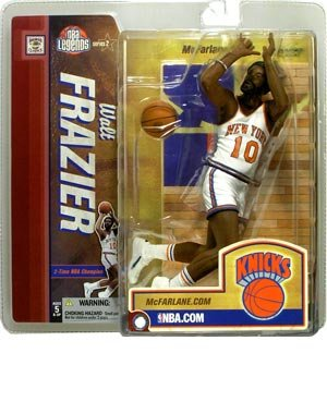 Buy Low Price McFarlane NBA Legends Series 2: Walt Frazier Figure (B000J4HIRA)