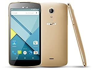 BLU Studio X - US GSM - Unlocked Cell Phone (Gold)