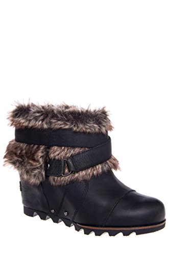 Joan Of Arctic Wedge Ankle Boot