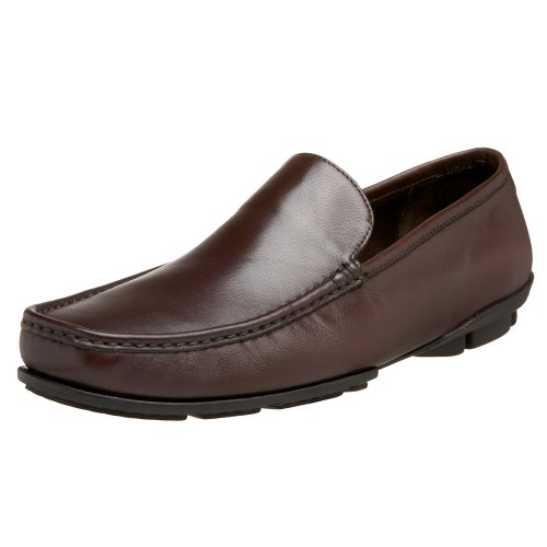 Cheap Bruno Magli Men's Masterly Slip-On,Dark Brown,12 M (MASTERLY-10201)