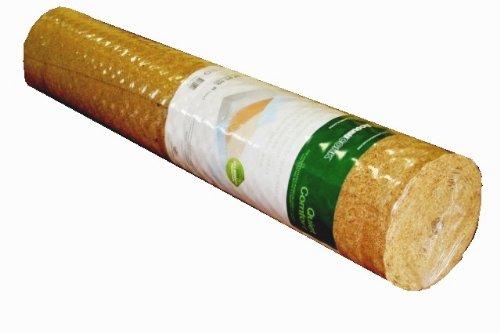 AcoustiCORK Quiet Comfort Floating Wood and Laminate Flooring Cork Underlayment