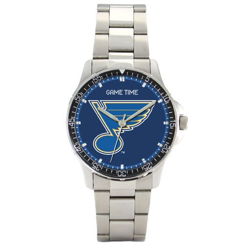 NHL Men's HC-STL St. Louis Blues Coach Series Watch