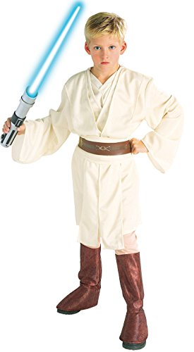 Delux (Jedi Costume Pattern Child)
