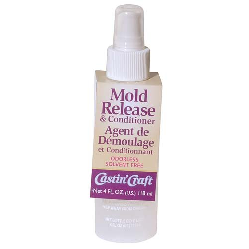 Environmental Technology 33900 Mold Release and Conditioner, 4 Ounce (Polyester Casting Resin compare prices)