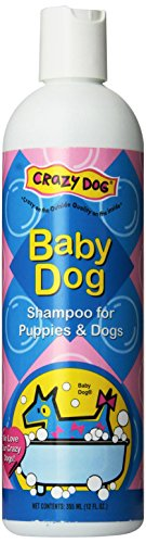 Artikelbild: Crazy Dog Shampoo Baby Powder & Free Grooming Spray