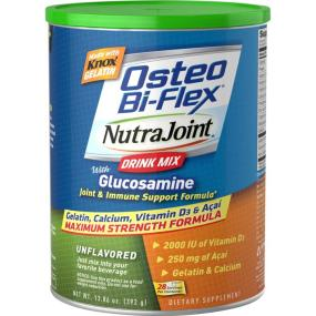 Osteo Bi-Flex NutraJoint Drink Mix with Glucosamine
