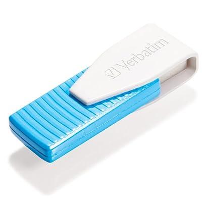 Store'N'Go Swivel 8 GB Blue