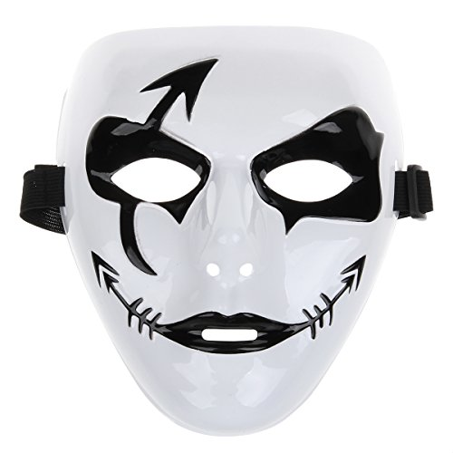 HITREE Fashion Hip-hop Style Mask for Halloween Costume Party