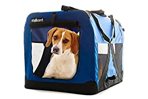 Milliard Soft Folding Pet Carrier for Small