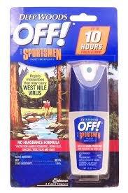 Off! Deep Woods Sportsmen