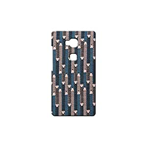 BLUEDIO Designer Printed Back case cover for Huawei Honor 5X - G0863