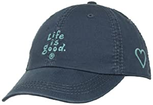 Life is Good Ladies Essentials Chill Cap by Life is Good