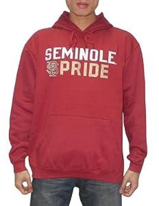 NCAA Florida State Seminoles Seminole Pride Mens Warm Athletic Hoodie by NCAA