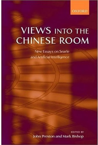 an analysis of the chinese room argument Chapter three of searle's chinese box: the chinese room argument and artificial intelligence, by larry hauser.