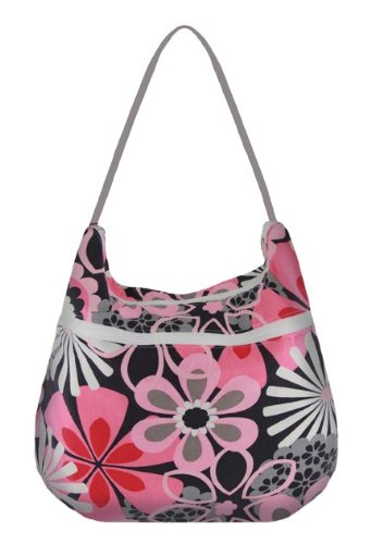 Blueberry Wet/Dry Tote Bags (Petals) - 1