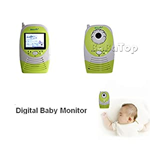 mar digital baby monitor infrared night vision vox function video to see your. Black Bedroom Furniture Sets. Home Design Ideas