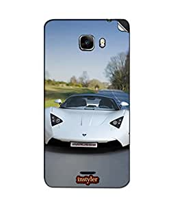 instyler MOBILE STICKER FOR MICROMAX CANVAS NITRO A311