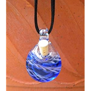 Glass aromatherapy diffusers