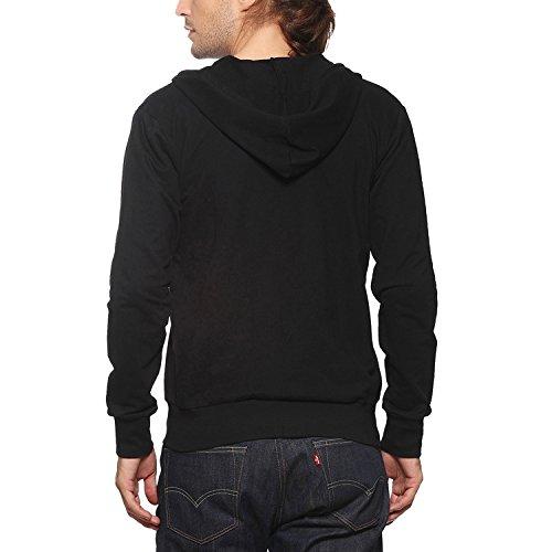 Gritstones Black Jacket-JKTBLK60111