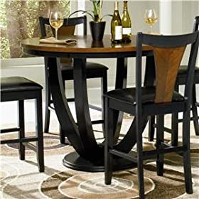 Boyer Counter Height Dining Table Coaster 102098 Furniture Decor