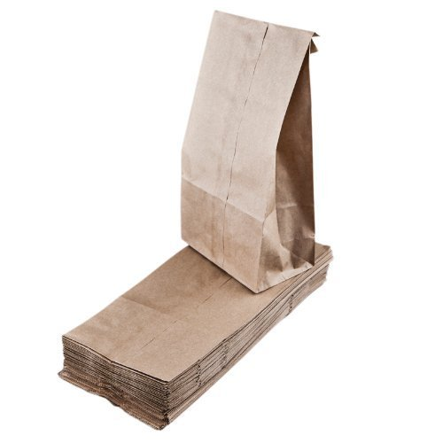 Paper Lunch Bag - 50 Count - 1
