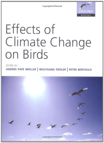 Effects of Climate Change on Birds (Oxford Biology)