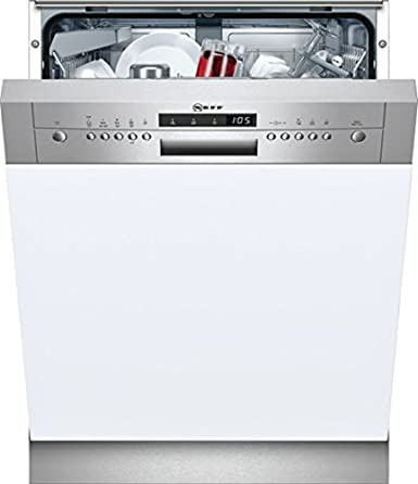 Neff GI 555 N Semi intégré 13places A++ Acier inoxydable - lave-vaisselles (Semi intégré, A, A++, Acier inoxydable, boutons, A)