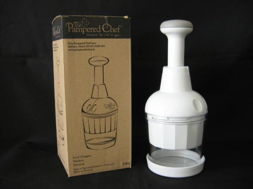 Pampered Chef Cutting Edge Food Chopper Review