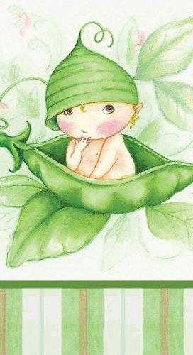 Sweet Pea Swankie Hankie (10 count) - 1