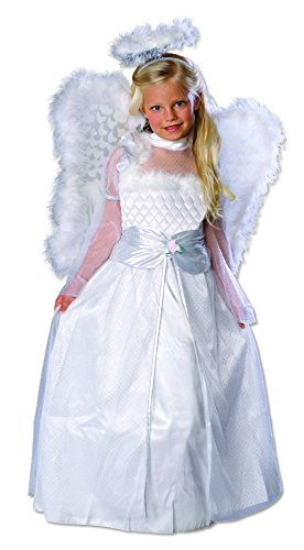 Rubies Rosebud Angel Child Costume, Large, One Color