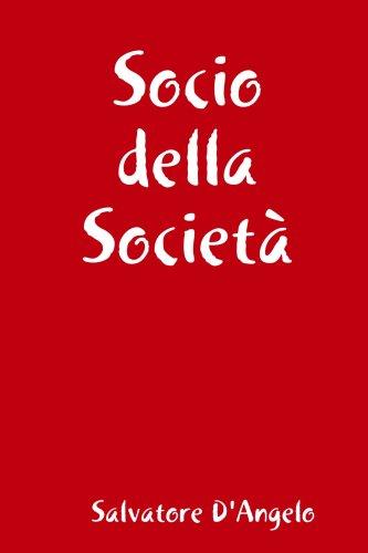Socio della Società