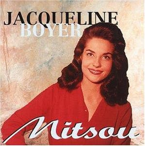 Jacqueline Boyer - Mitsou - Zortam Music