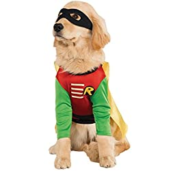DC Robin Pet Dog Costume XL