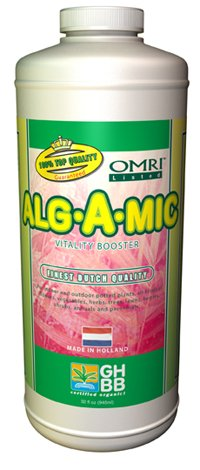 Biobizz Alg-A-Mic Vitality Booster - 1 Gallon at Sears.com