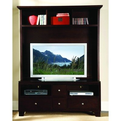 Cheap 8020 Series Plasma 63″ TV Stand in Espresso (8020-T)